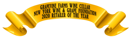 New York Wind & Grape Foundation 2020 Retailer of The Year